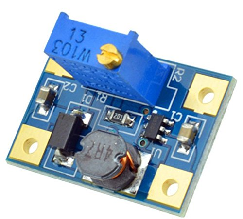 DC-DC Boost Step Up SX1308 IN 2-24V and OUT 2V-28V@2A