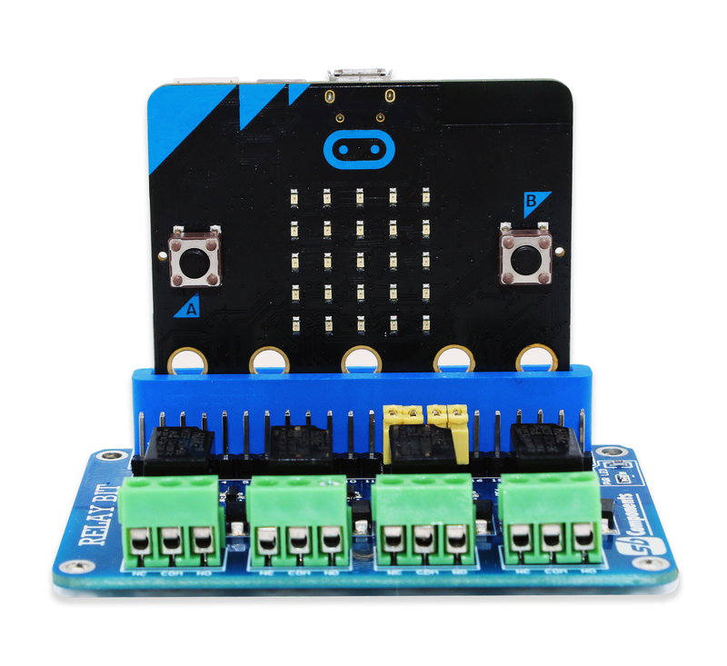 3V Relay Board for Micro:bit
