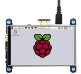 "4"" HDMI LCD (800×480), IPS, Resistive touch"