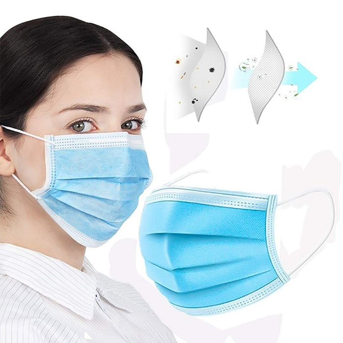 3 Layer Surgical Disposable Face Mask