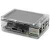 "3.2"" LCD Clear Case (for Raspberry Pi 2, 3, 3B+)"