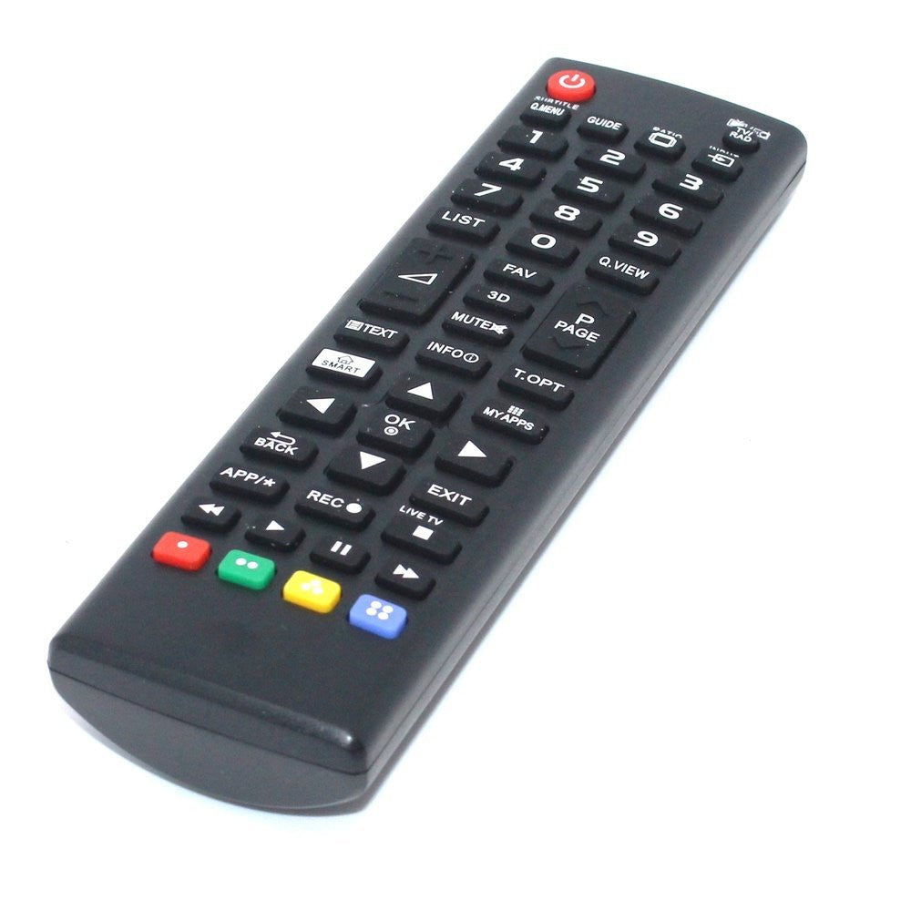 UNIVERSAL Replacement Remote Control for LG TV,S With 3D SMART MY APPS