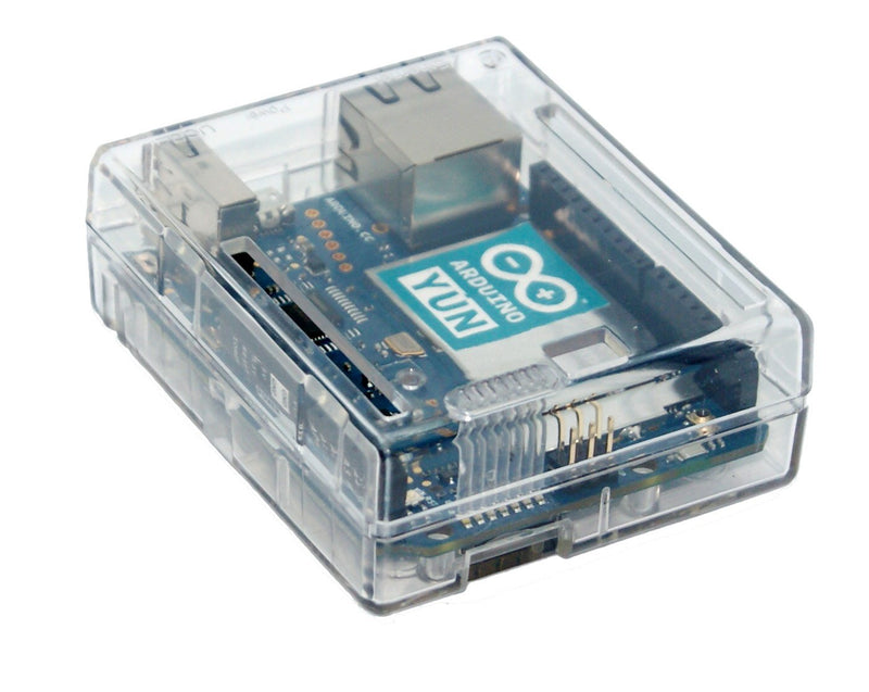 Arduino Yun Clear Case