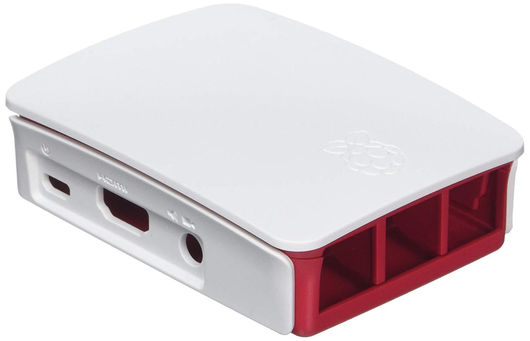 Official Case for Raspberry Pi 2, 3, 3B+ , White