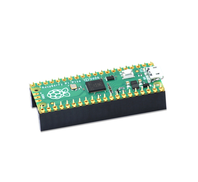 Pico Board with Female Header