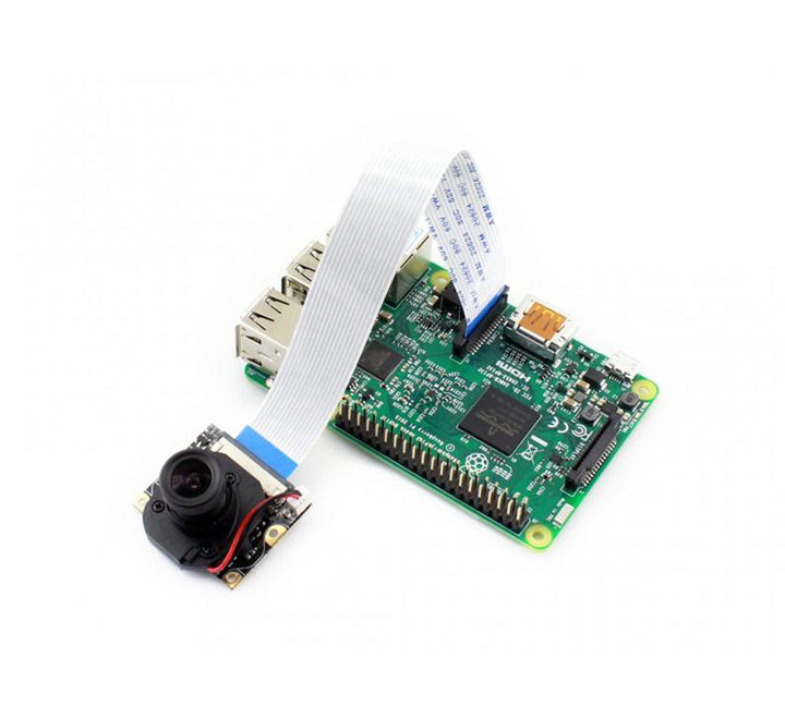 Raspberry Pi IR-CUT Night Vision Camera
