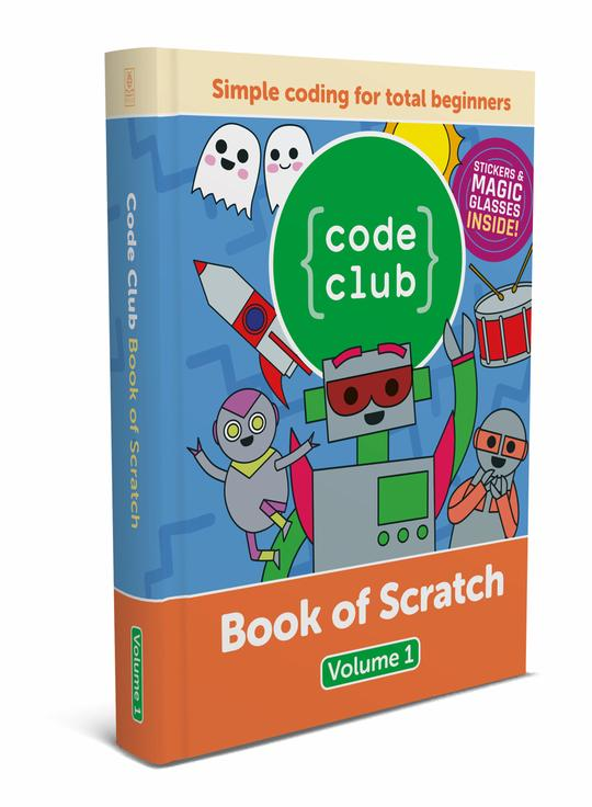 Code Club Book of Scratch
