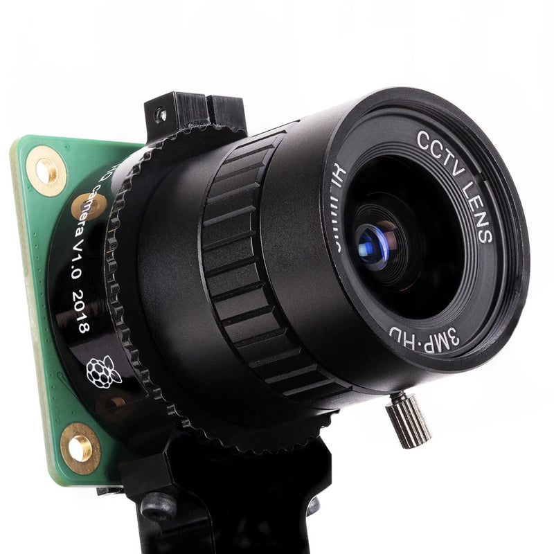 Lens for the Raspberry Pi High Quality Camera