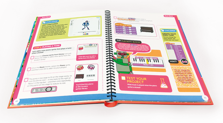 Raspberry Pi Official Book