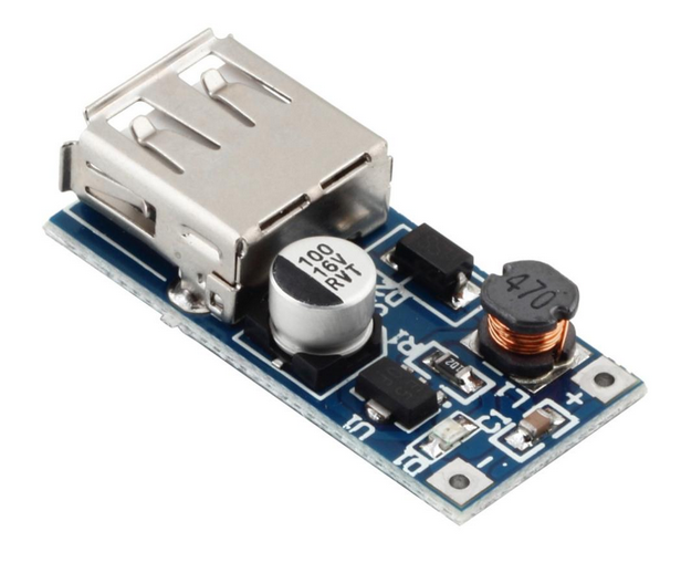 CE8301 - 5V DC-DC Boost, Step up