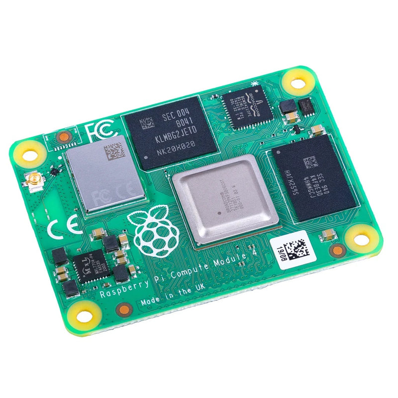 Raspberry Pi Compute Module 4 – Wireless / 4GB RAM / 32 GB