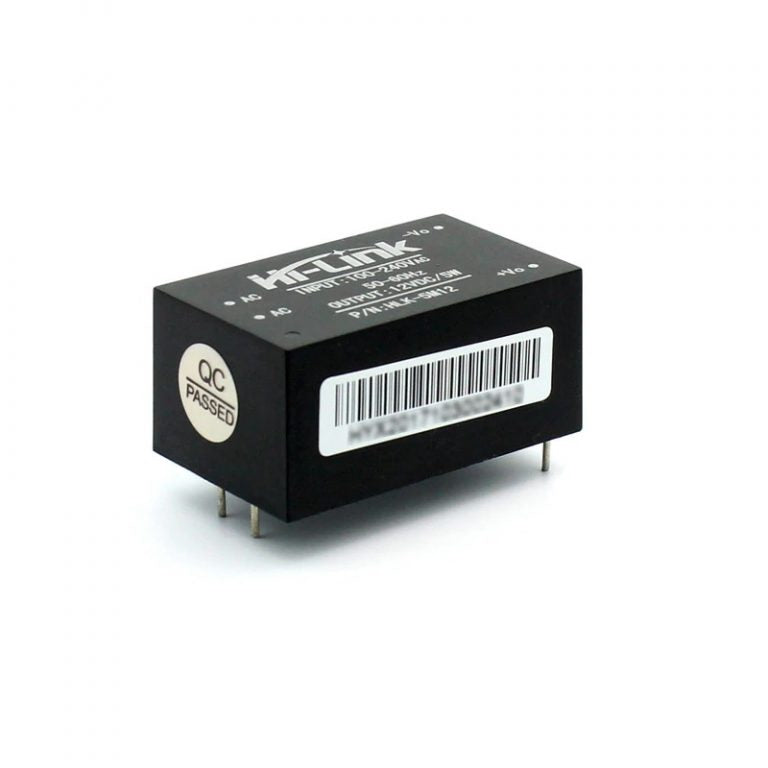 AC-DC Isolated Power Module 220V to 12V