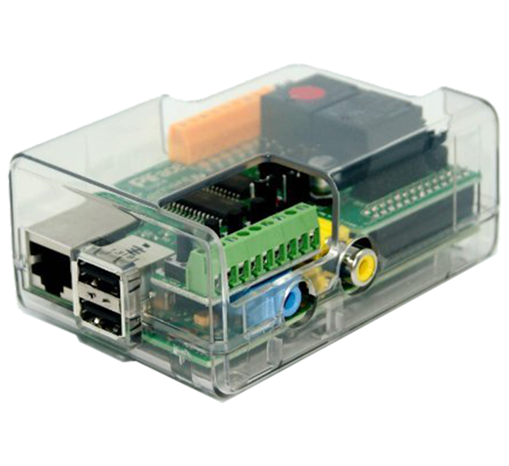 PiFace Enclosure Clear Case