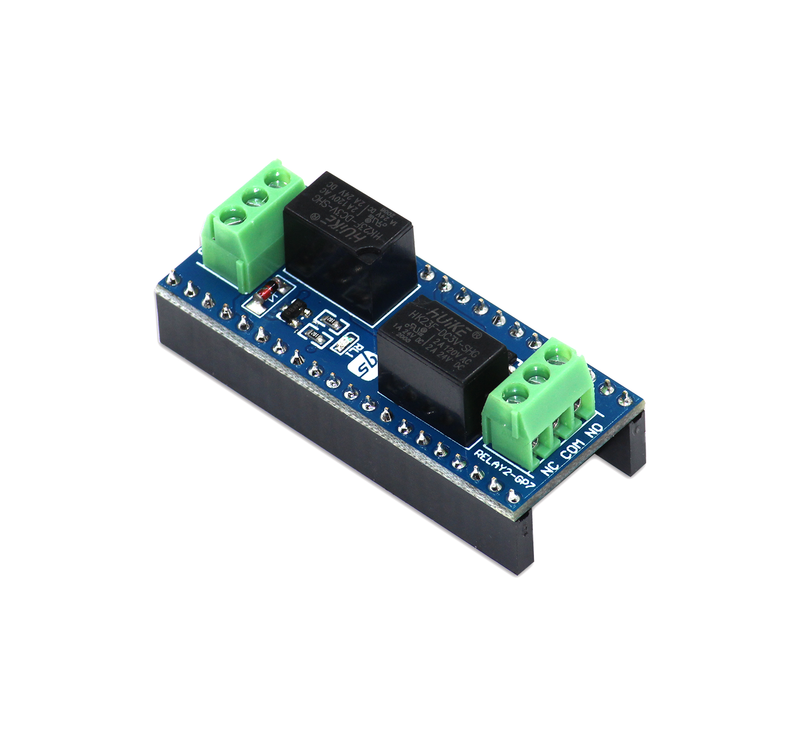 3v Relay Board for Raspberry Pi Pico