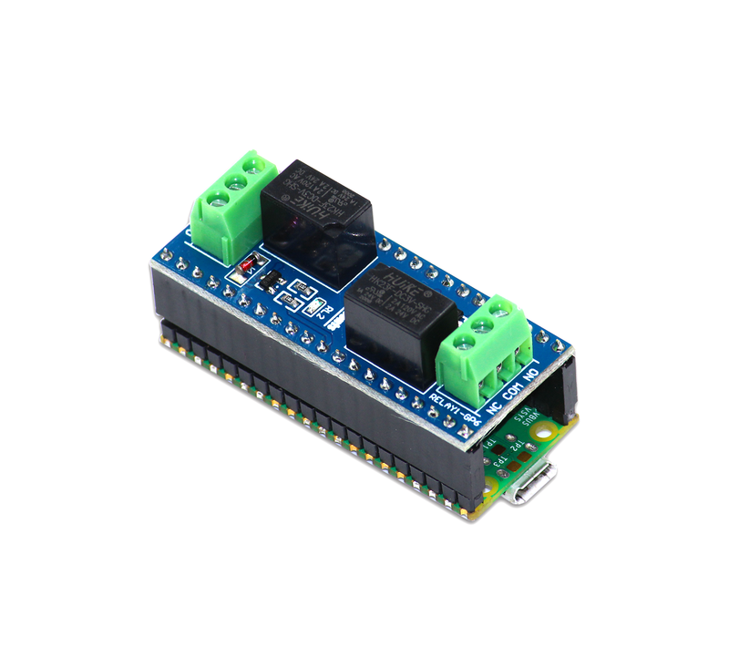Raspberry Pi Pico Board Relay