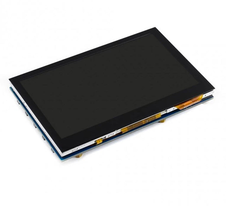 "4.3"" HDMI LCD (B) (800x480), IPS, Capacitive Touch Screen LCD"