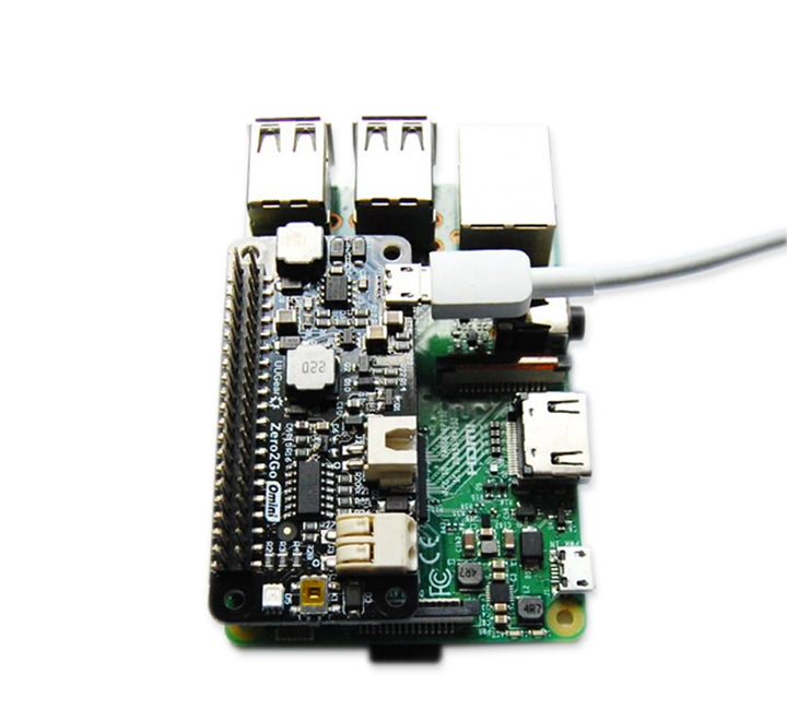 ZERO2GO OMINI: Multi-Channel Power Supply for Raspberry Pi