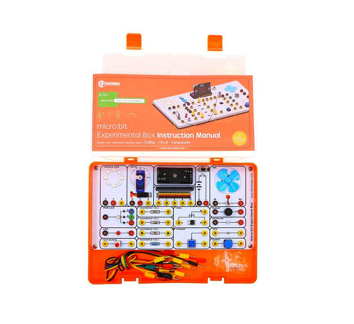 Experiment Box for Micro:bit
