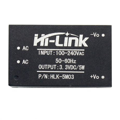 AC-DC Isolated Power Module 220V to 3.3V
