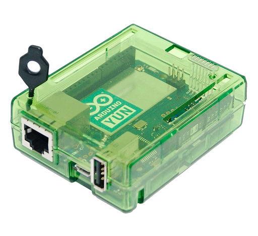 Arduino Yun Green Case