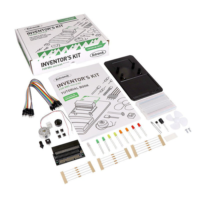 Inventor's Kit for the Micro:bit