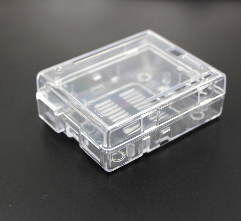 Arduino Yun Rev. 2 Clear Case