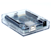 Arduino Genuino Clear Case