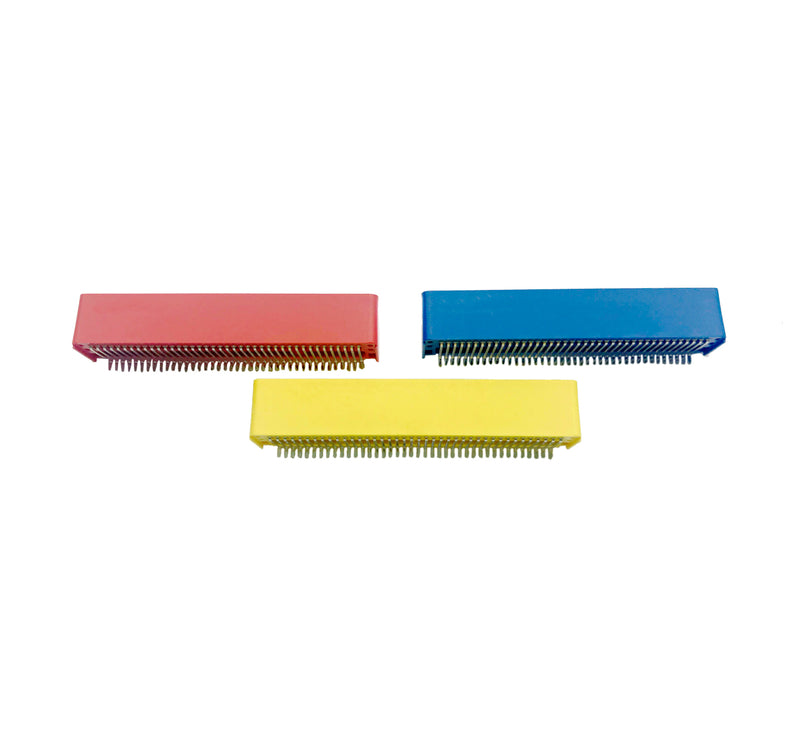 BBC micro:bit Header 40P 90 Degree Angle SMT Edge Connector - Multicolor (Pack of 5 Pcs)