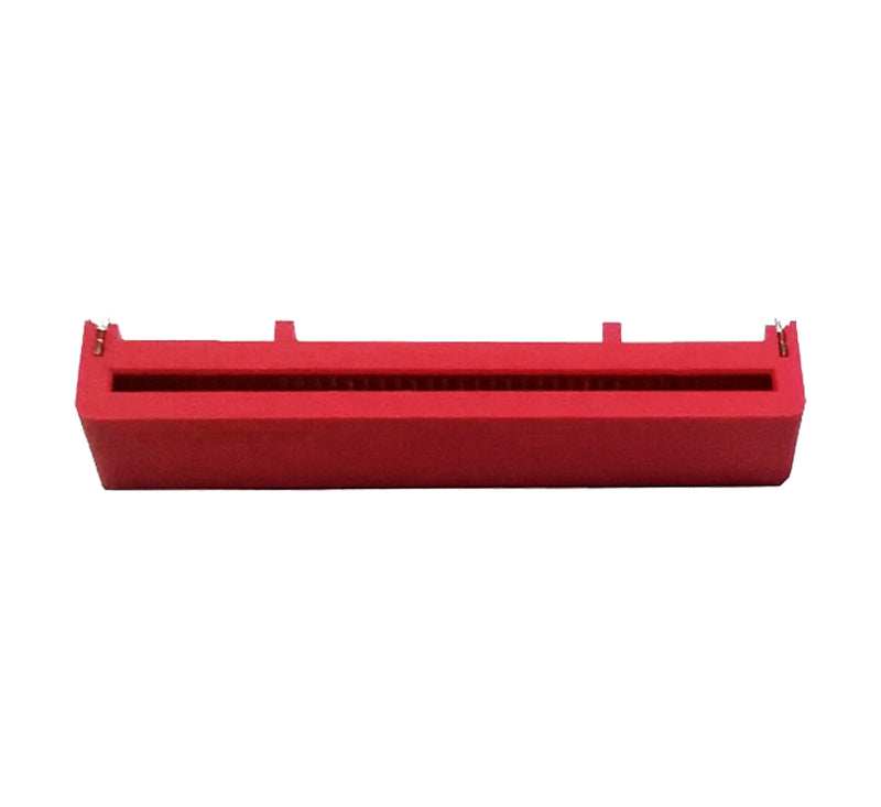 BBC micro:bit Header 40P 90 Degree Angle SMT Edge Connector - Red (Pack of 5 Pcs)