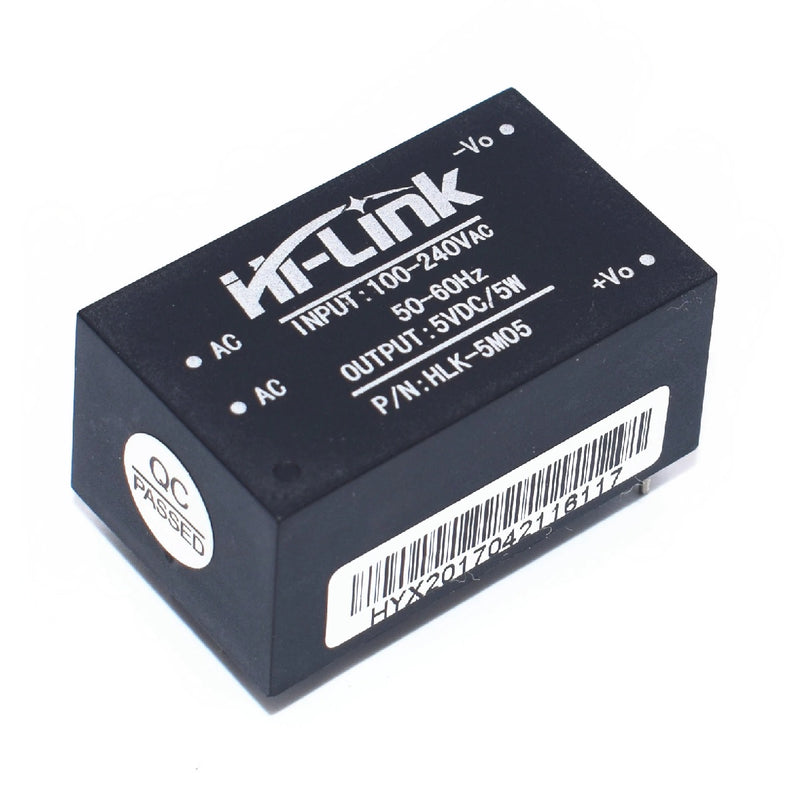 AC-DC Isolated Power Module 220V to 5V@1A 5W HLK-5M05