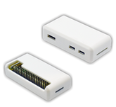 Raspberry Pi Zero Case - White
