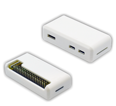 Raspberry Pi Zero White Case