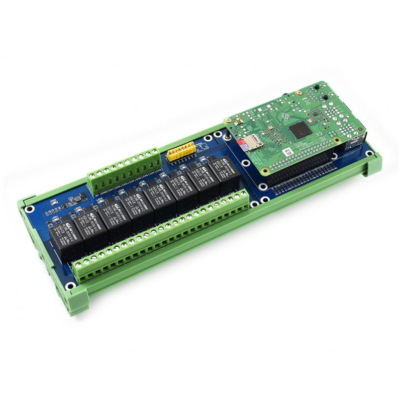 8-ch Relay Expansion Board for Raspberry Pi