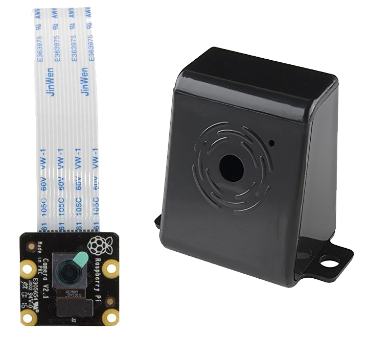 Official Raspberry Pi NOIR Camera - 8 Megapixel with Black Case