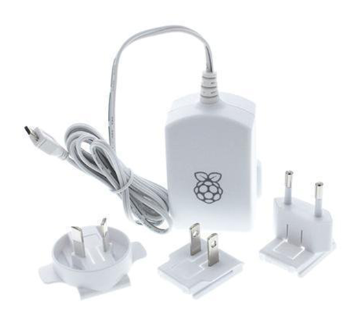 Raspberry Pi Universal Power Supply 5V 2.5A