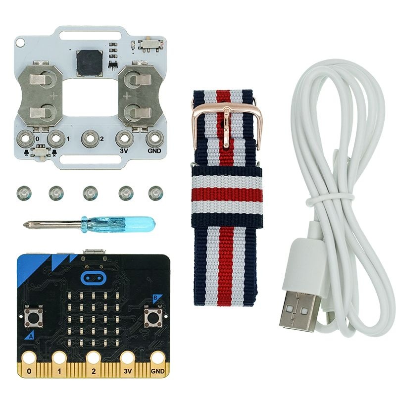 BBC Micro:bit Watch - Smart Coding Kit