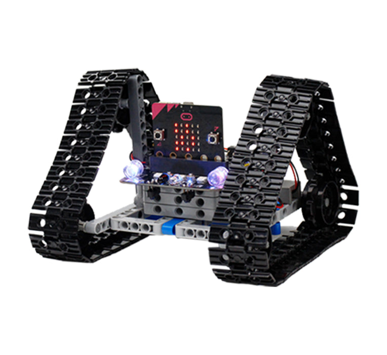 Stem:Bit - The Programmable Blocks Kit for micro:bit