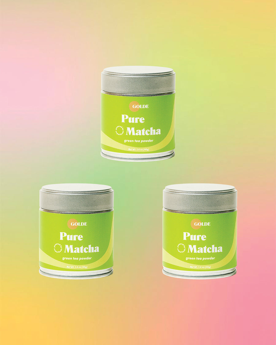 Matcha Power Pack