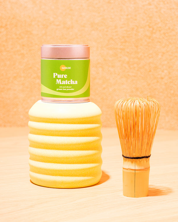 Make Your Matcha Kit by Golde
