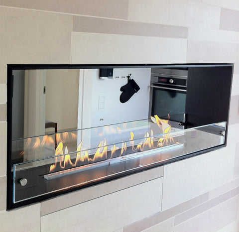 Decoflame Two-sided fireplace