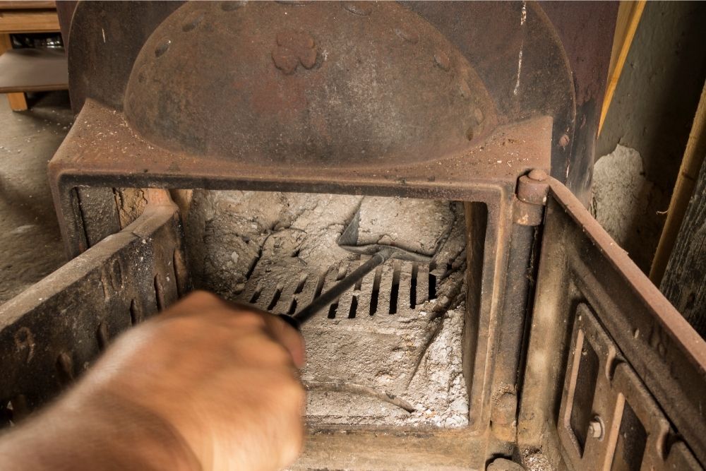 How often should you clean a fireplace?