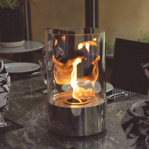 Nu Flame Accenda Tabletop Ethanol Fireplace