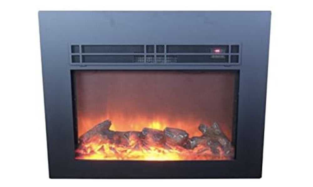 AA Warehousing Y-Décor True Flame electric fireplace insert by 30