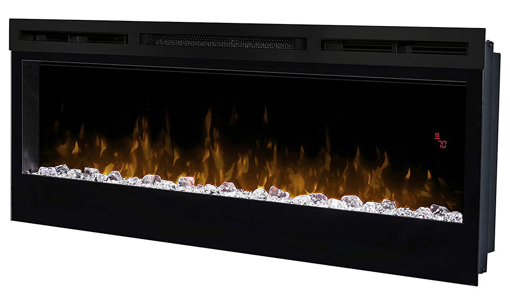 """Dimplex Prism 50"""" Wall Mount Electric Fireplace"""