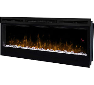 DIMPLEX Prism 50-Inch Wall Mount Linear Electric Fireplace