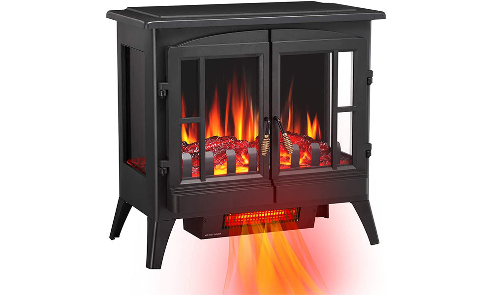 Antratic Star 3D Infrared Electric Fireplace Stove