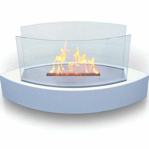 Image of Anywhere Fireplace Lexington Tabletop Fireplace-Modern Ethanol Fireplaces