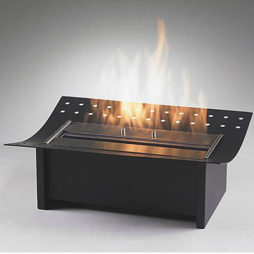 Free Shipping and No Taxes on the Eco-Feu Bio Ethanol Fireplace Insert. Ventless