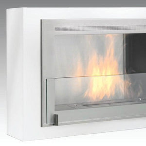 Eco-Feu Montreal Wall Ethanol Fireplace-Modern Ethanol Fireplaces