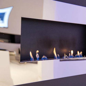 Decoflame New York Empire Wall Fireplace (Polished)